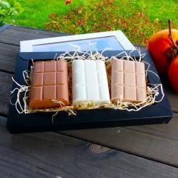Panier cadeau - Douceur chocolatée